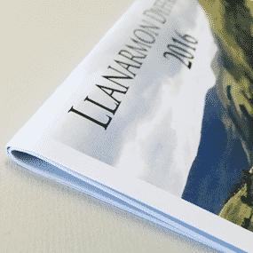 booklet calendar printing