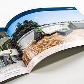 Brochure Printing Sample