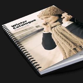 Wiro-Bound Brochure printing